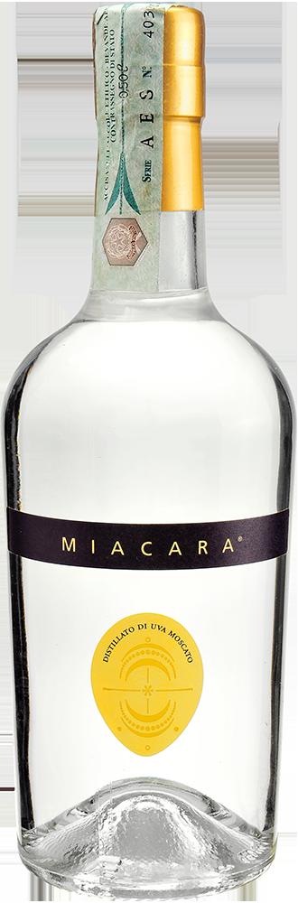 """Distillato di Moscato """"Mia cara"""""""